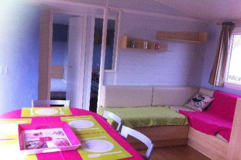 Location de vacances - Bungalow - Mobilhome à La Besace