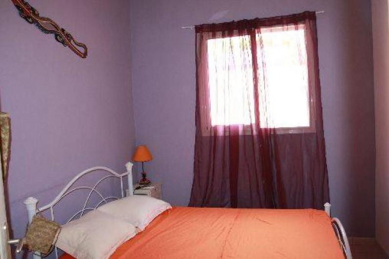 Location de vacances - Villa à Saint-Pierre - Chambre 1 (lit double)