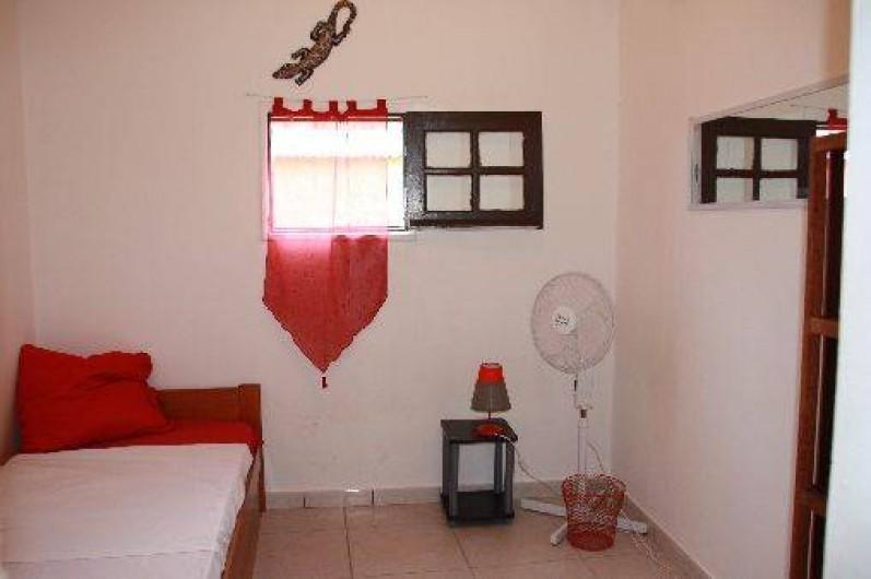 Location de vacances - Villa à Saint-Pierre - Chambre 3 (2 lits simple)