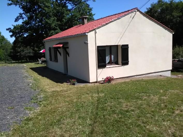 Location de vacances - Gîte à Bromont Lamothe