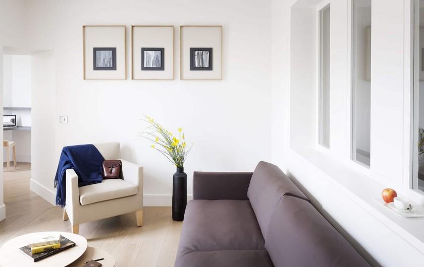 Location de vacances - Chambre d'hôtes à Autignac - Suite « Tabernolle »