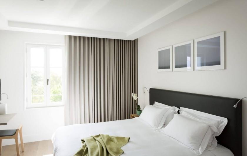 Location de vacances - Chambre d'hôtes à Autignac - Chambre « Le Pech »