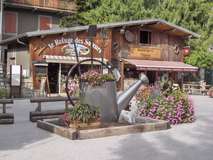 Location de vacances - Appartement à Samoëns - Centre Samoëns