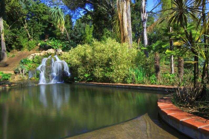 Location de vacances - Studio à Hyères - Jardin Olbius Riquier à Hyères - Copyright Hyères-Tourisme