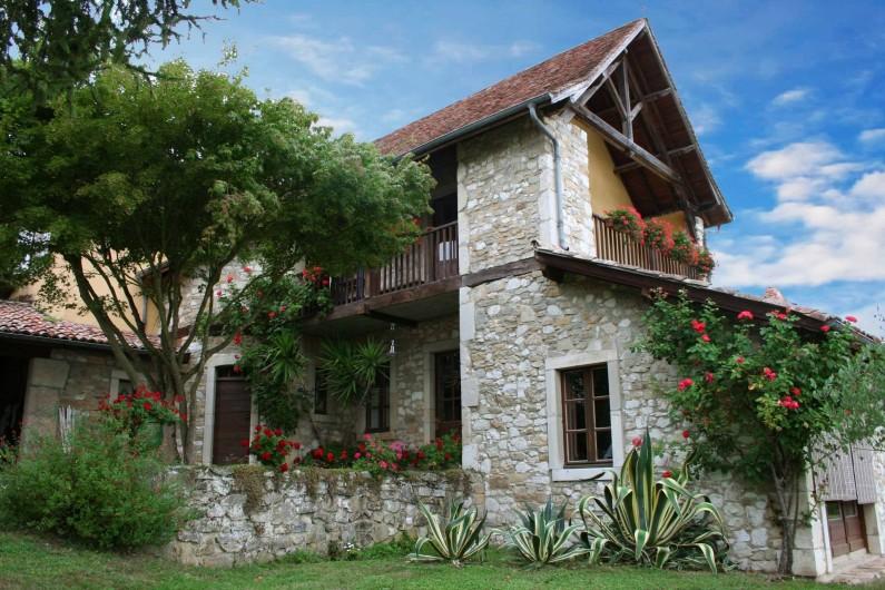 Location de vacances - Villa à Sauvelade - Maison Béarnaise  de charme