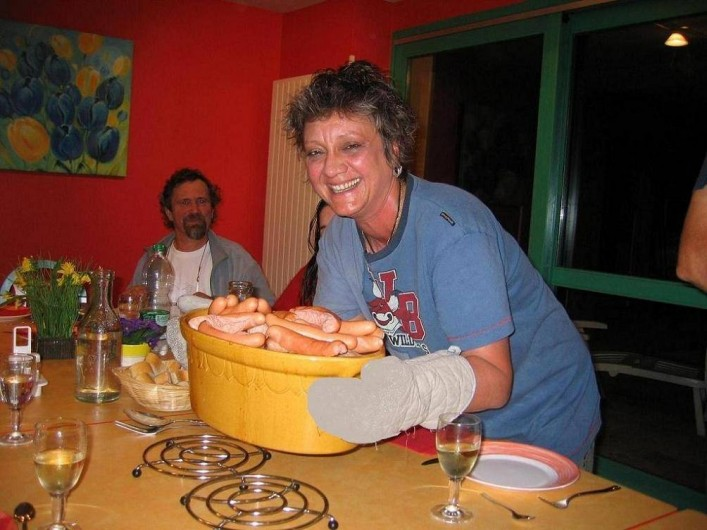 Location de vacances - Maison - Villa à Sainte-Marie-aux-Mines - Barbara pour vous accueillir