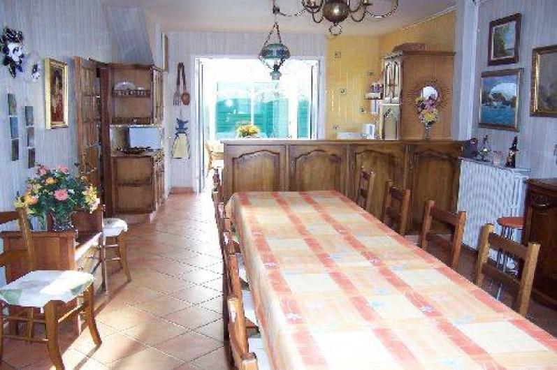 Location de vacances - Maison - Villa à Créhen