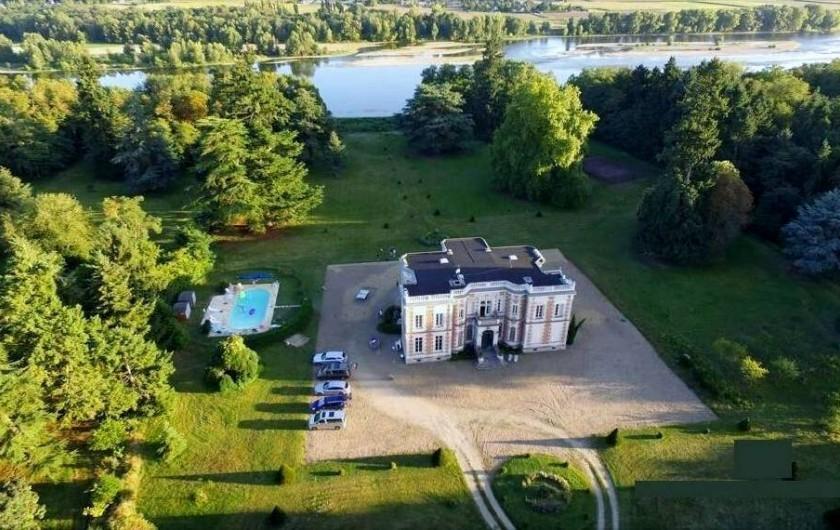 Location de vacances - Château - Manoir à Saint-Denis-de-l'Hôtel