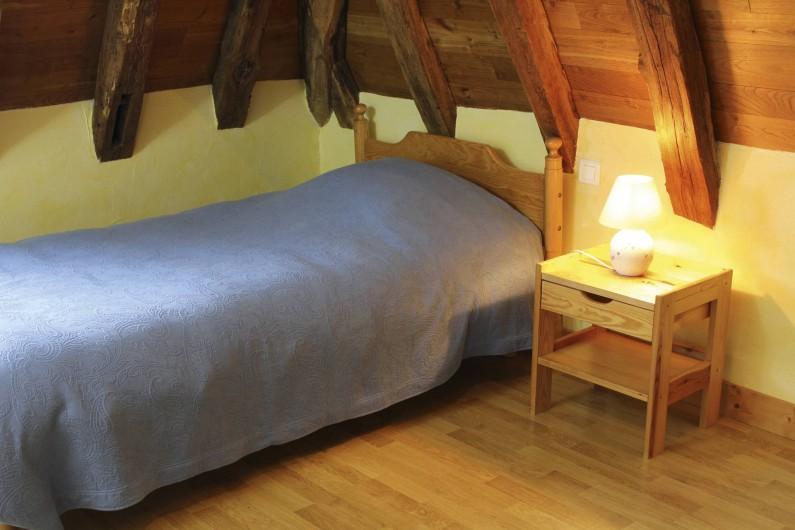 Location de vacances - Gîte à Hautefort - Chambre n°2