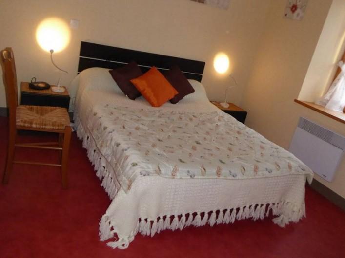 Location de vacances - Maison - Villa à Roscoff - Chambre avec 1 lit 2 personnes