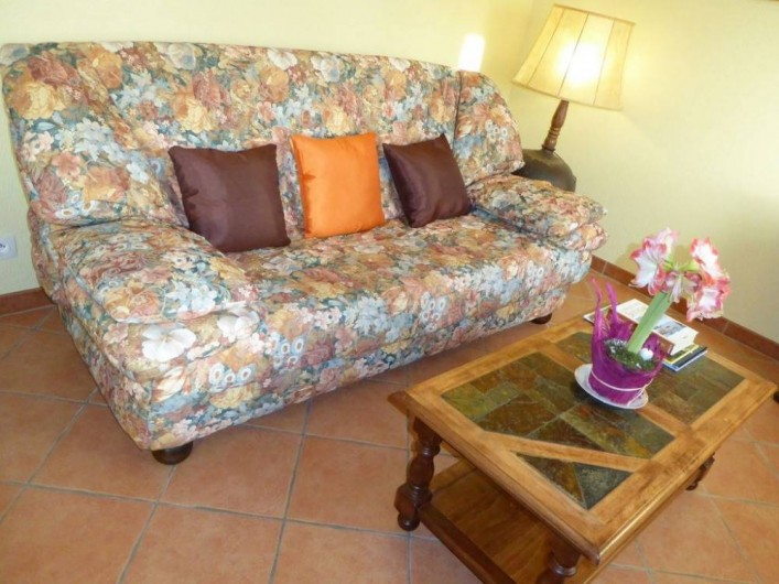 Location de vacances - Maison - Villa à Roscoff - Espace détente