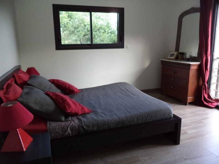 Location de vacances - Villa à Aubenas - Chambre