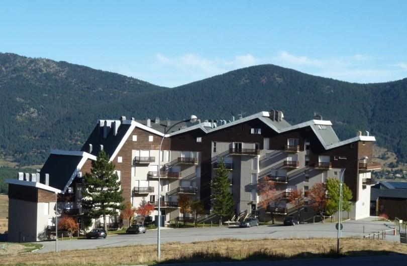 Location de vacances - Appartement à Les Angles - Résidence Soleil et montagne
