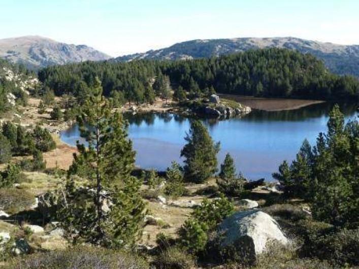 Location de vacances - Appartement à Les Angles - Randonnée des 9 lacs