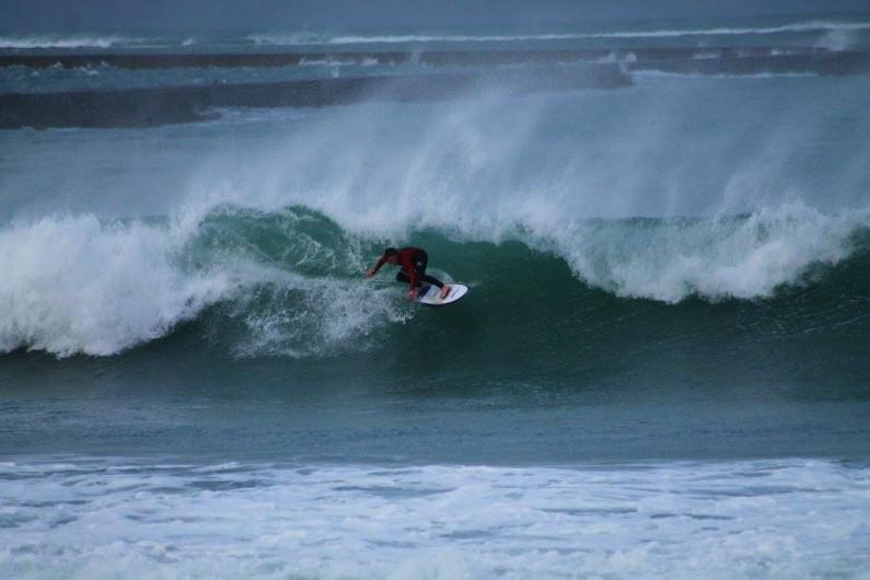 Location de vacances - Villa à Tourlaville - SURF A COLIGNON