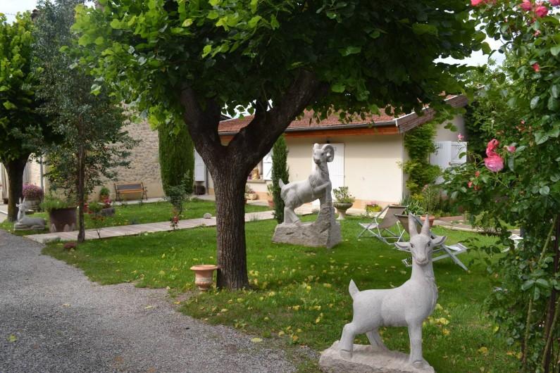 Location de vacances - Chalet à Montlaur-en-Diois