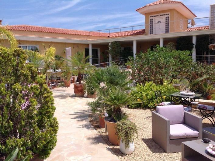 Location de vacances - Villa à l'Alfàs del Pi