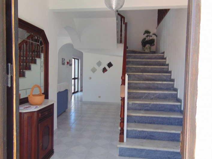 Location de vacances - Villa à Albufeira - Hall d´entré