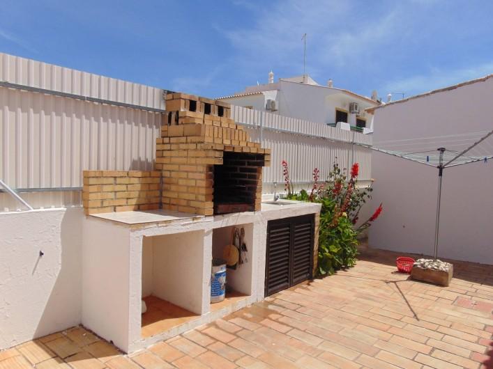 Location de vacances - Villa à Albufeira - Barbecue