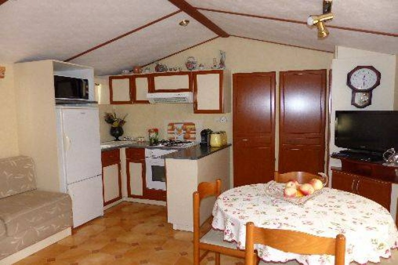 Location de vacances - Bungalow - Mobilhome à Saint-Julien-en-Born