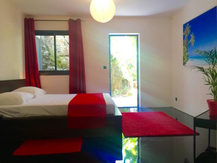 Location de vacances - Villa à Saint-Pierre - Une vue d'une chambre