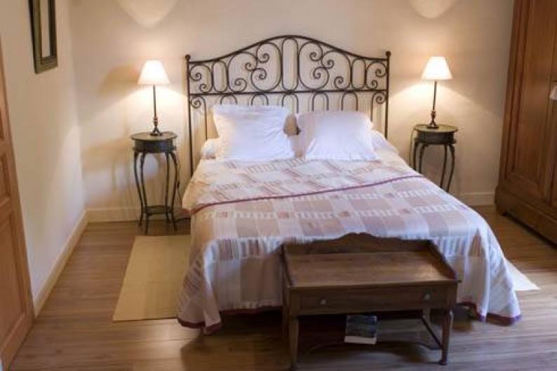 Location de vacances - Chambre d'hôtes à Réaup-Lisse - La chambre Jaune