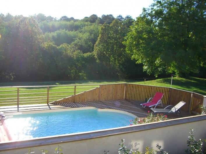 Location de vacances - Chambre d'hôtes à Réaup-Lisse
