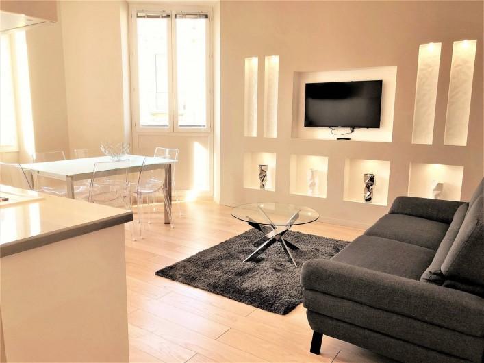 Location de vacances - Appartement à Cannes - Lecerf Droite