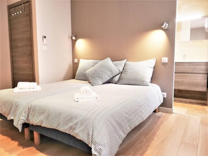 Location de vacances - Appartement à Cannes - Riouffe