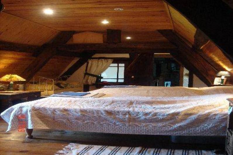 Location de vacances - Château - Manoir à Le Mesnil-sur-Blangy - Chambre 4