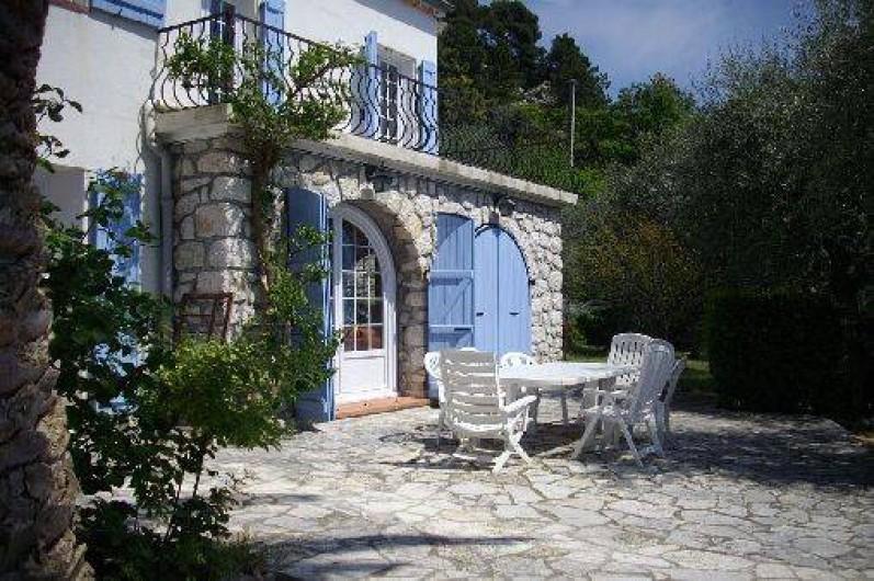 Villa  Castagniers Dans Les AlpesMaritimes En ProvenceAlpesCte