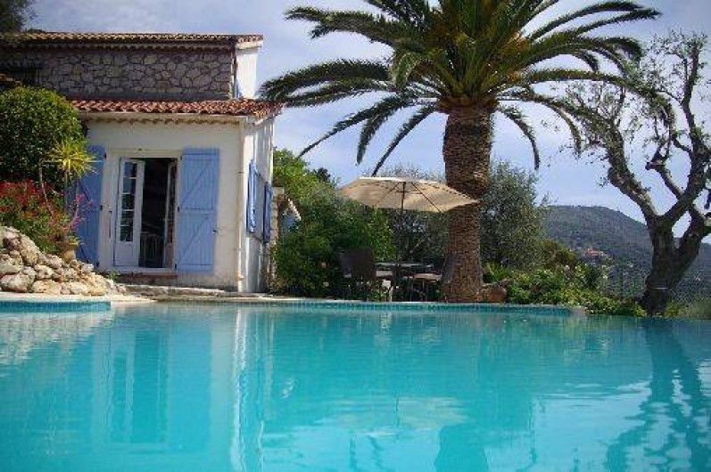 Location de vacances - Villa à Castagniers