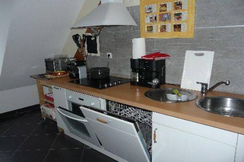 Location de vacances - Appartement à Willer-sur-Thur
