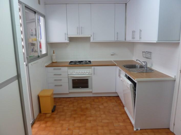 Location de vacances - Appartement à Altea - Cuisine