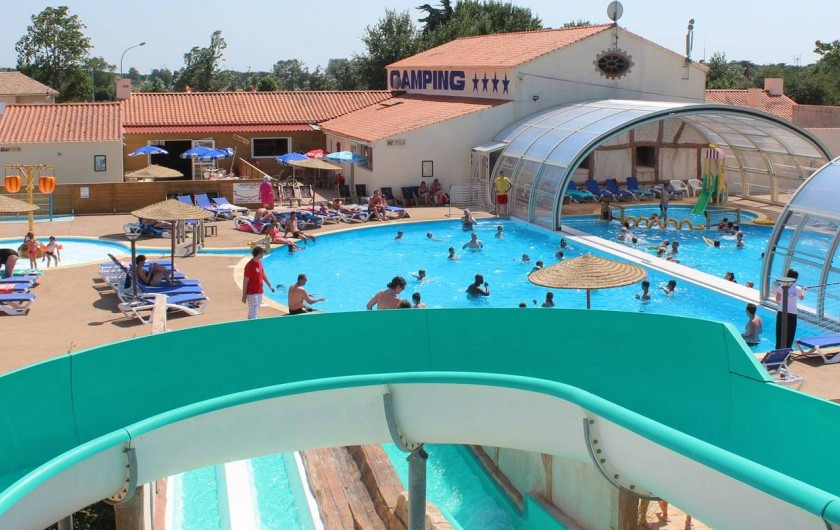 Location de vacances - Bungalow - Mobilhome à Saint-Gilles-Croix-de-Vie