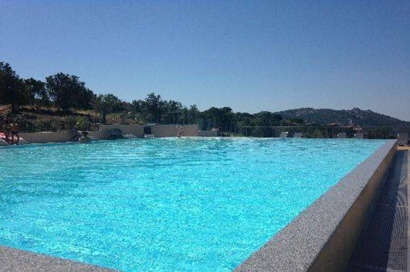 Location de vacances - Villa à Porto-Vecchio - Elle est trop top avec ses transats