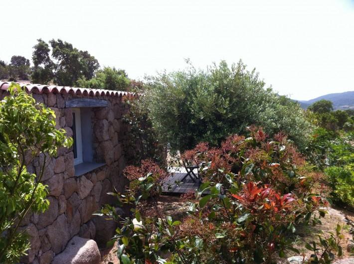 Location de vacances - Villa à Porto-Vecchio - Une autre des vues de notre terrasse