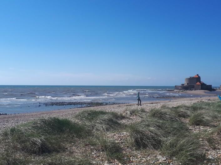 Location de vacances - Gîte à Bezinghem - De belles plages de Berck au Cap Gris nez