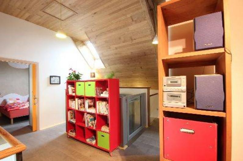 Location de vacances - Gîte à Pouligny-Saint-Pierre