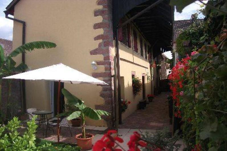 Location de vacances - Gîte à Bergholtz