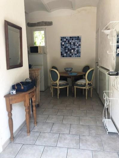 Location de vacances - Gîte à Saint-Jean-de-Valériscle - La propriété