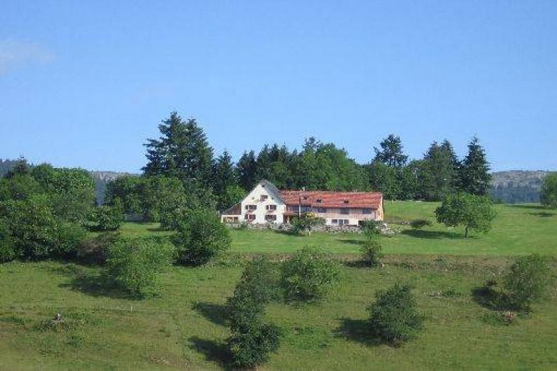 Location de vacances - Appartement à Soultzeren