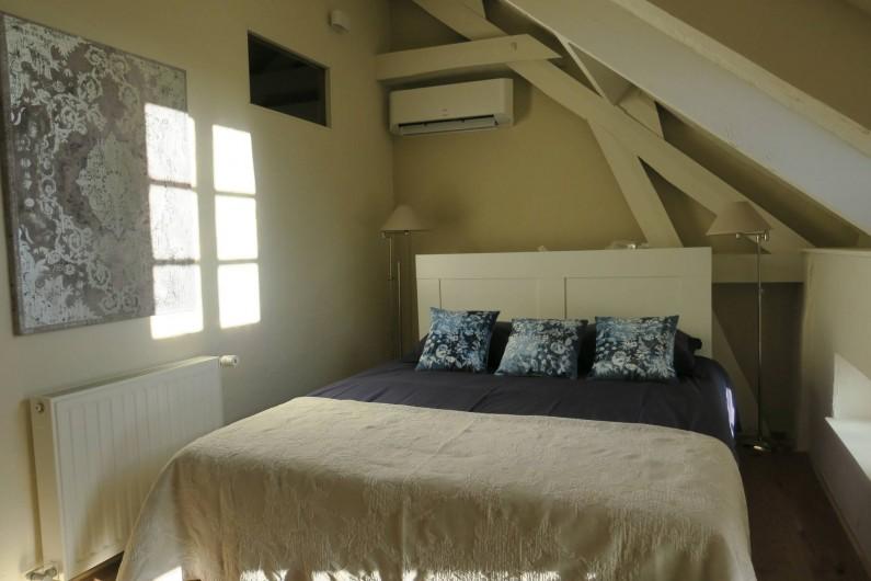 Location de vacances - Villa à Auriac-du-Périgord - CHAMBRE AVEC CANAPÉ LIT
