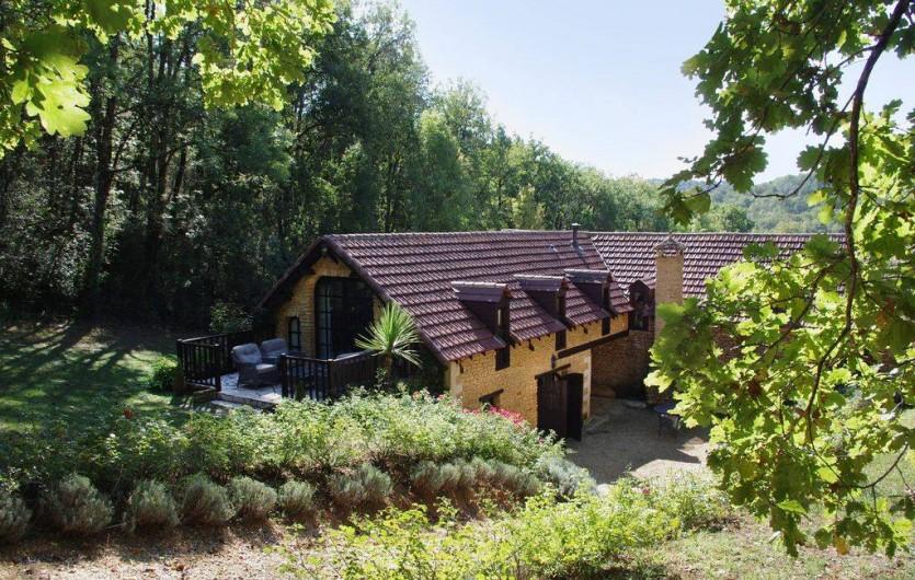 Location de vacances - Villa à Auriac-du-Périgord - L'EXTERIEURS
