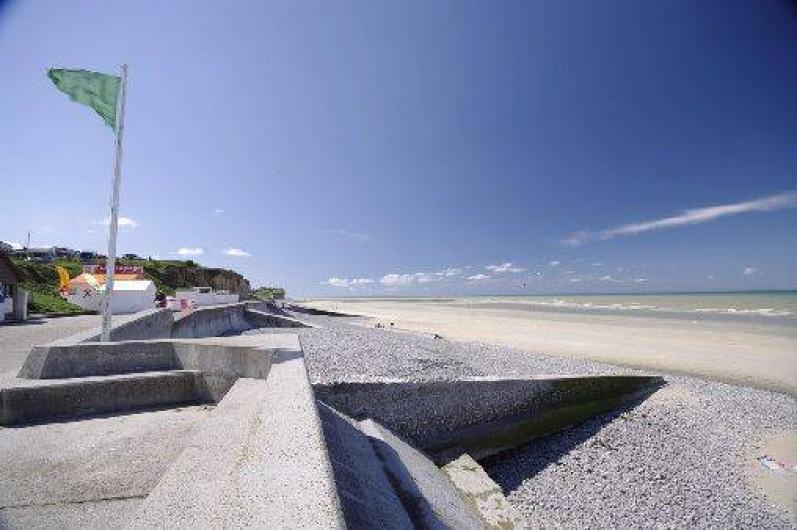Location de vacances - Bungalow - Mobilhome à Le Bourg-Dun - plage