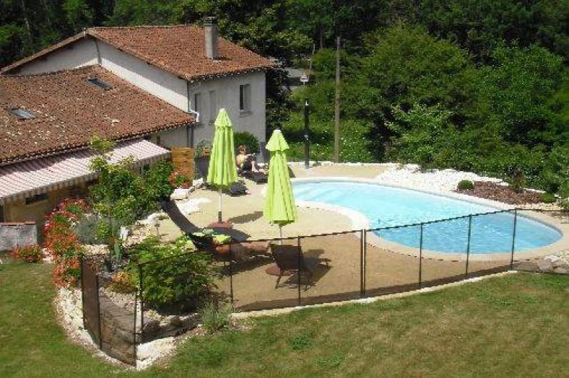 Location de vacances - Gîte à Bourdeilles