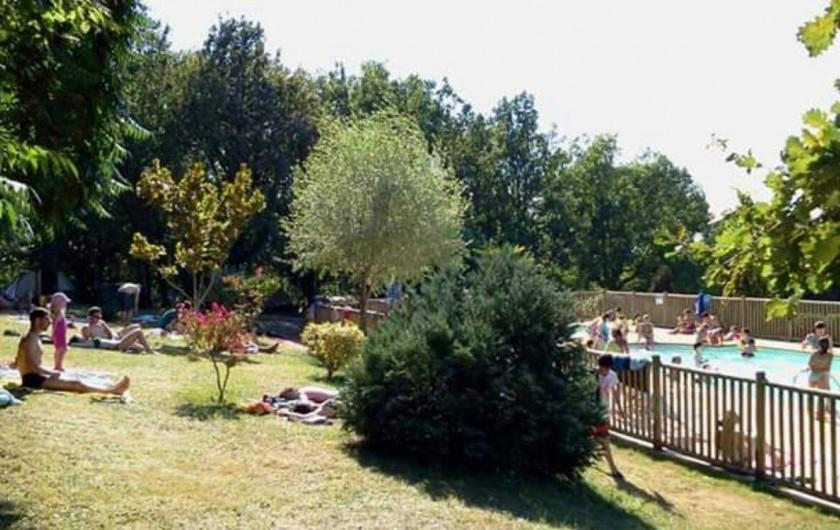 Location de vacances - Bungalow - Mobilhome à Tursac