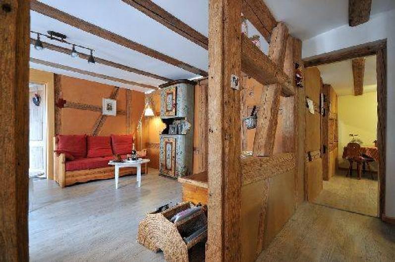 Location de vacances - Villa à Pfaffenheim