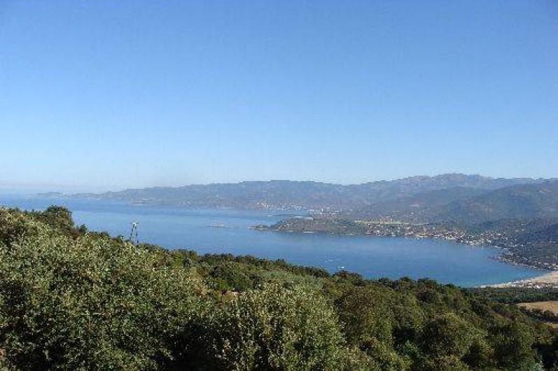 Location de vacances - Appartement à Calcatoggio
