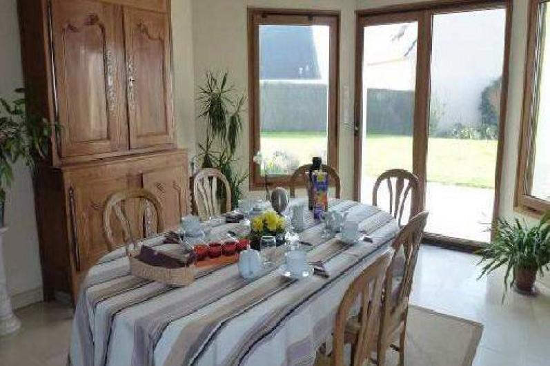 Location de vacances - Chambre d'hôtes à Blainville-sur-Mer